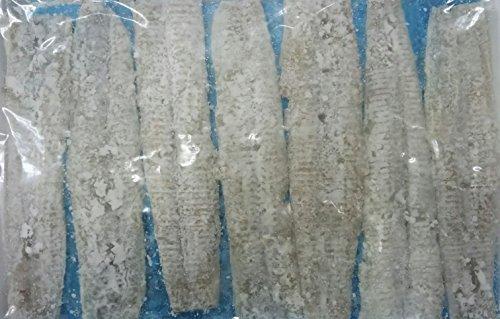 骨切り 穴子 開き ( 打粉付き ) 1kg×10P (P19尾) あなご 安価で大変人気があります。 限定品 穴子 アナゴ 業務用