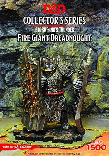Gale Force Nine GF971057 D&D Tomb of Annihilation Fire Giant Dreadnought - Figuras de Juguete