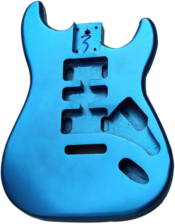 favorite JD.Moon Electric Guitar Body for Style Fender Ac It is very popular Strat ST
