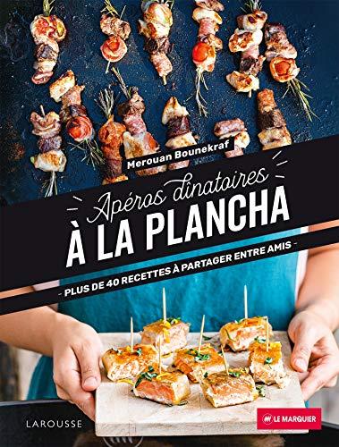 Apéros dînatoires à la plancha (Hors collection Cuisine) (French Edition)