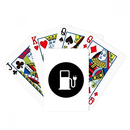 Charing Station Vehículos de Energía Proteger Medio Ambiente Poker Jugar Tarjeta Mágica Diversión Juego de Mesa