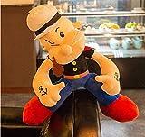 N/C Stofftier Geburtstagsgeschenke Kreative Popeye Puppe Plüschtier Puppe