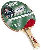 Lion Brand Raquette de Tennis de Table All Rounder - Rouge