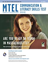 MTEL Communication & Literacy (Field 01) Book + Online (MTEL Teacher Certification Test Prep)