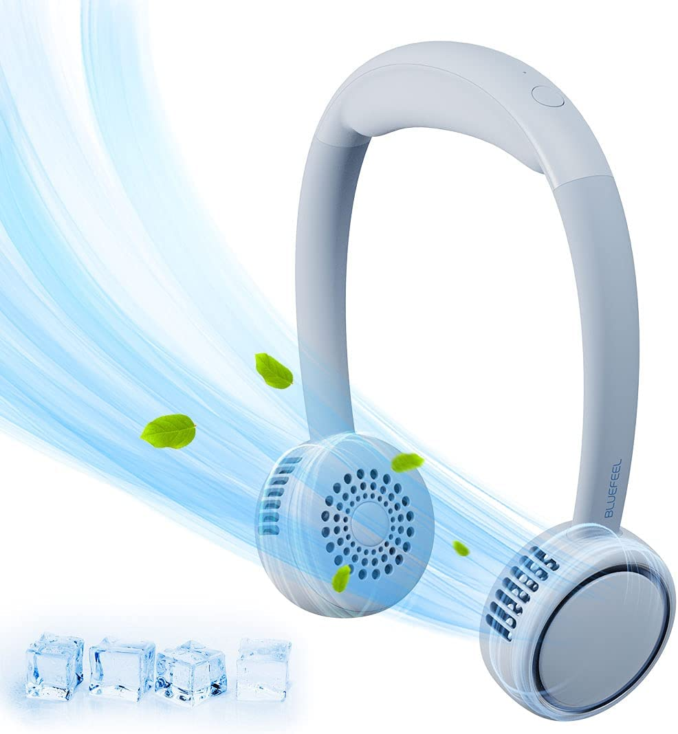 Hand Free Wearable Essi Portable Lowest price challenge Neck Purchase Fan Headphone - 360 Design