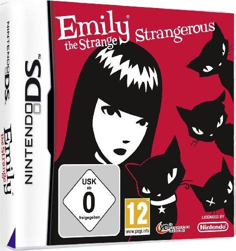 Emily the Strange: Strangerous (DS) by dtp entertainment AG