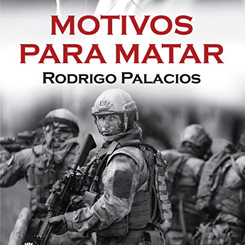 Motivos Para Matar [Reasons to Kill] audiobook cover art