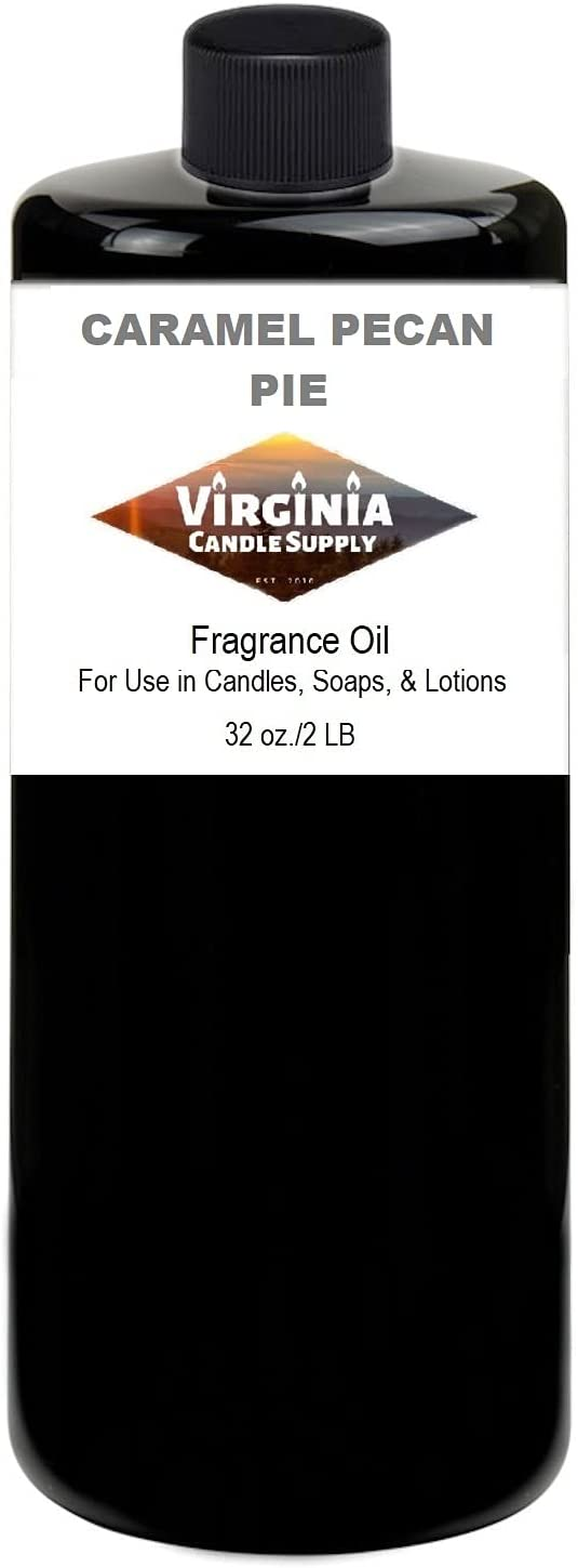 All items free shipping Caramel Pecan Pie Fragrance Oil 32 for Making Candle Bottle Max 85% OFF oz
