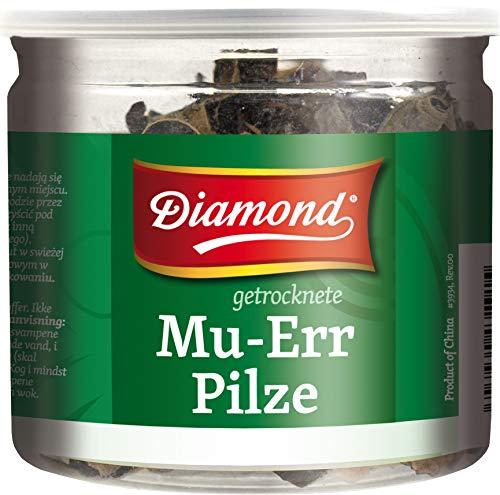 Diamond Mu-Err Pilze getrocknet