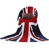 Blue Star, Couverture de voyage  Mixte adulte drapeau britannique