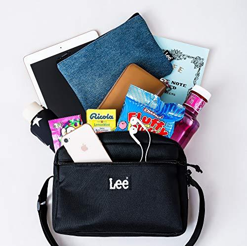 『Lee SHOULDER BAG BOOK BLACK (ブランドブック)』の5枚目の画像