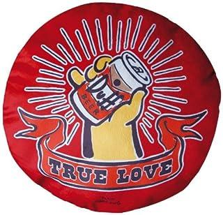 Cerveza Duff De Los Simpson Amortiguar Amor Verdadero ronda