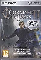 Crusader Kings II Platinum Pack (PC DVD) (UK 輸入版) [並行輸入品]