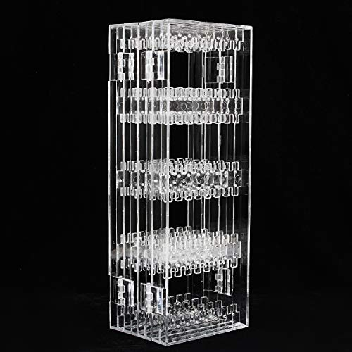 TuToy 256 Gaten Kunststof Oorbel Houder Sieraden Display Stand Ketting Sieraden Toon Rek Decoraties