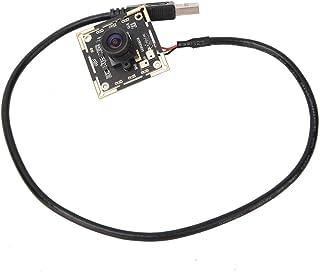 HBV-1716HD Camera Module, 19201080 100° Wide Angle Lens USB Camera Module with OV2710 Chip