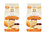 Odlum's Irish Multigrain Bread Mix, 2 pack of 450g Bags, Ireland