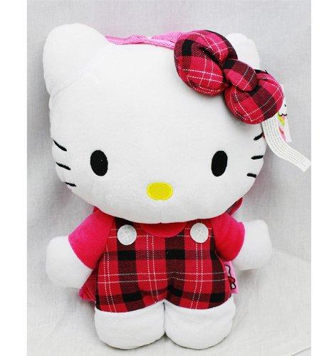 Hello Kitty Large Plush Backpack