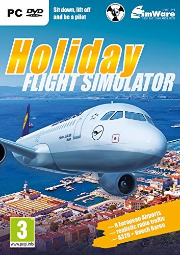 Holiday Flight Simulator (PC DVD) (New)