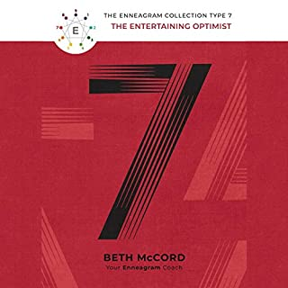 The Enneagram Collection Type 7 audiobook cover art