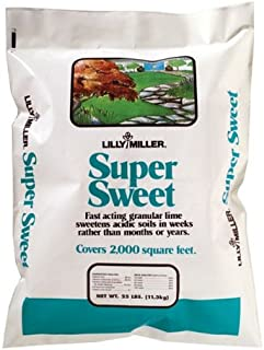 Lilly Miller Super Sweet Fast Acting Granules 25lb