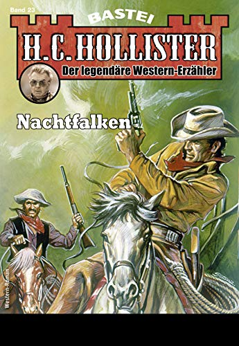 H.C. Hollister 23 - Western: Nachtfalken