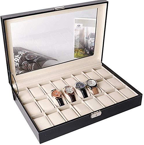 HJ Zuhause Schmuck Aufbewahrungsbox Frauen 'S Desktop mit Schloss Schmuckschatulle Holzschmuck Ohrringe Doppel Schmuck Aufbewahrungsbox