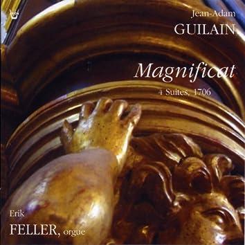 Guilain : 4 suites pour le magnificat (1706)