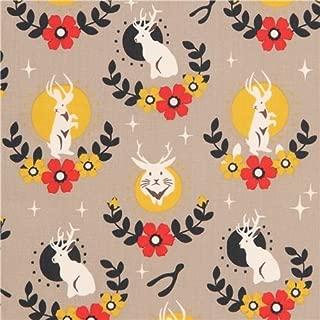 jackalope fabric
