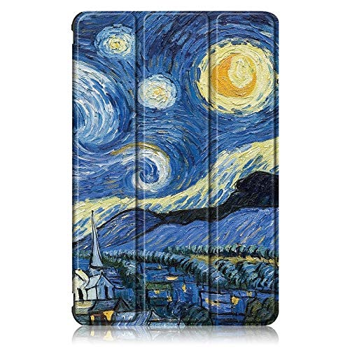 RZL Pad y Tab Fundas para Samsung Galaxy Tab S7 Plus, Smart Stand Tablet Cover Fashion Pinte Funda para Galaxy Tab S7 T870 T875 T970 T975 (Color : 7, Talla : Tab S7 Plus 12.4inch)