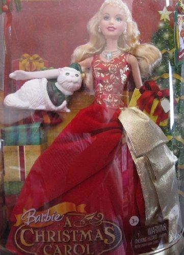 Barbie A Christmas Carol Eden Starling Doll W Cat Chuzzlewit 2008 Buy Online In Georgia At Desertcart Productid 12135334