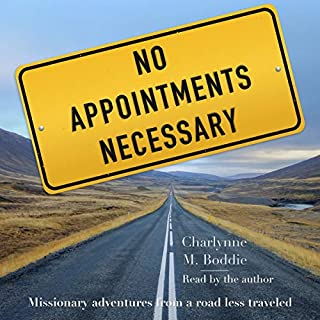 No Appointments Necessary audiobook cover art