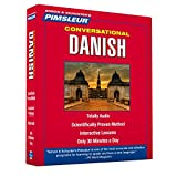 Pimsleur Danish Conversational Course - Level 1 Lessons 1-16 CD: Learn to Speak and Understand Danish with Pimsleur Language Programs (1)