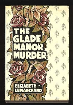 Glade Manor Murder 0802757413 Book Cover