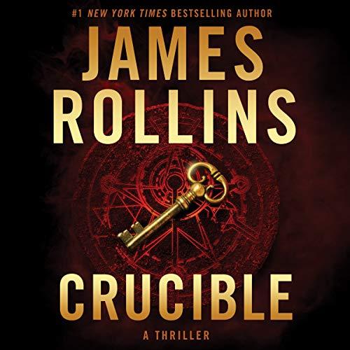 Crucible audiobook cover art