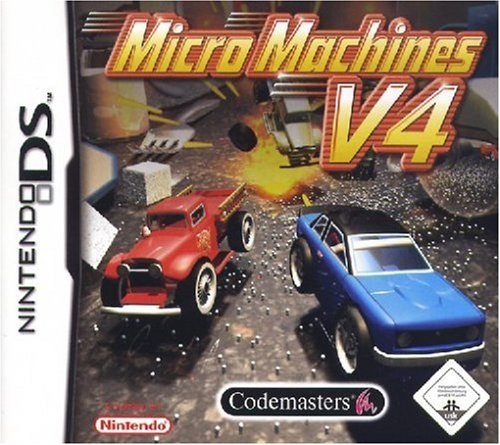 Codemasters MICRO MACHINES V4