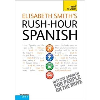 Rush-Hour Spanish: Teach Yourself cover art