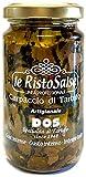 Carpaccio de trufa 190g - Trufa en rodajas lista para usar - Usado en restaurantes y por chefs profesionales - Producto artesanal de Umbría - Made in Italy