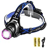 Best Running Headlamps - Siuyiu Led Rechargeable Head Torch, 5000 Lumens Running Review