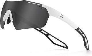 عینک آفتابی دوچرخه سواری Extremus Diablo Polarized ، عینک آفتابی بیس بال برای زنان