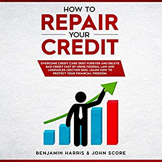 How to Repair Your Credit cover art