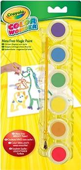 color wonder finger paint