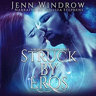 Struck by Eros cover art