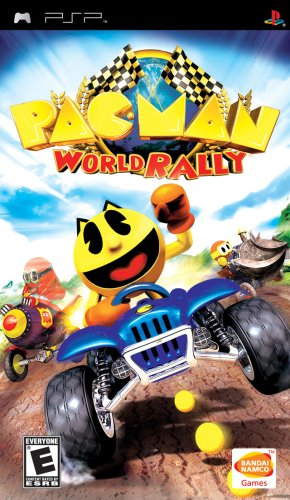 Pac Man World Rally - Sony PSP