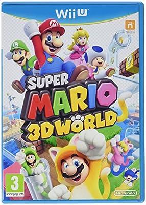 Super Mario 3D World (Nintendo Wii U)
