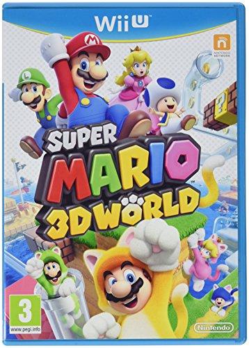Super Mario 3D World (Nintendo Wii U) [Edizione: Regno Unito]