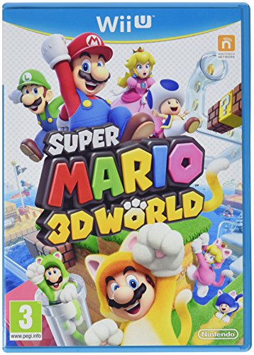 Super Mario 3D World [Importación Inglesa]