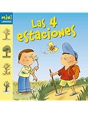 Las 4 estaciones (Mini Larousse (larousse))