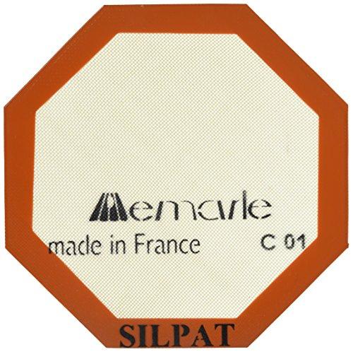 Silpat Octagonal Non-Stick Microwave Baking Mat