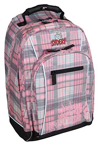 Syderf - Schulrucksack - Groovy - Pink