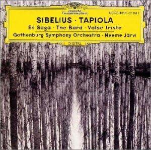 シベリウス:交響詩 タピオラ 作品112 他